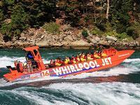 Whirlpool Wet Jet Boat Adventure