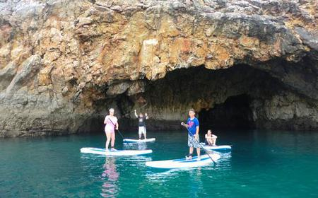 Algarve: Stand-Up Paddleboard Adventure from Sagres