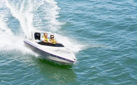 Tampa Bay 2-Hour Speedboat Adventure