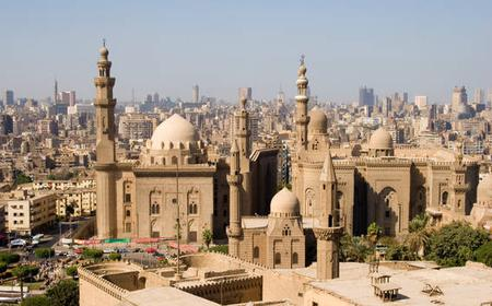 Cairo Day Tour by plane From Dahab