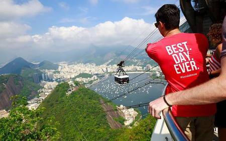 Rio De Janeiro: Sugarloaf Mountain & Urca Discovery Tour