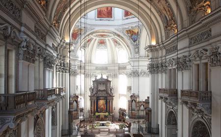 DomQuartier Salzburg: Entrance Ticket and Audio Guide