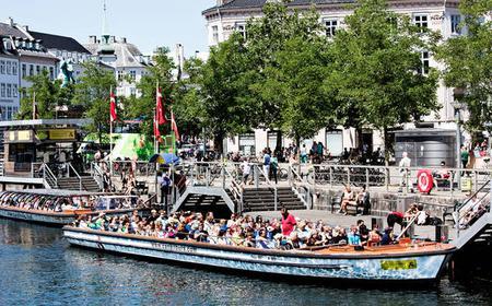 Copenhagen: 1-Hour Canal Cruise from Gammel Strand