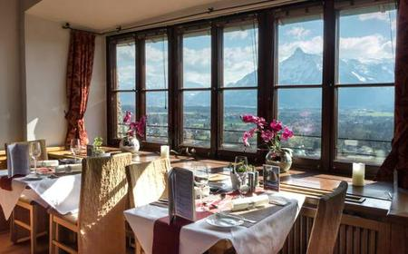 Salzburg: Best of Mozart Fortress Concert and Meal