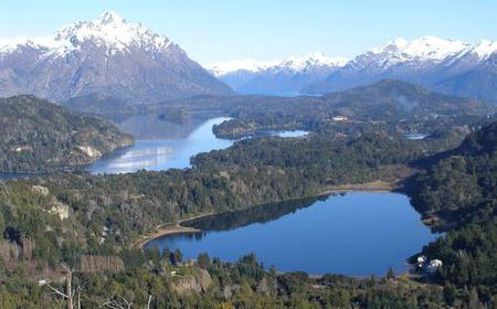 Victoria Island & Arrayanes Forest from Bariloche