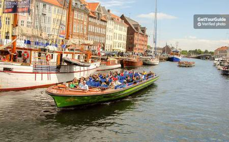 Copenhagen Bus and Boat Hop-On, Hop-Off 48-Hour Pass