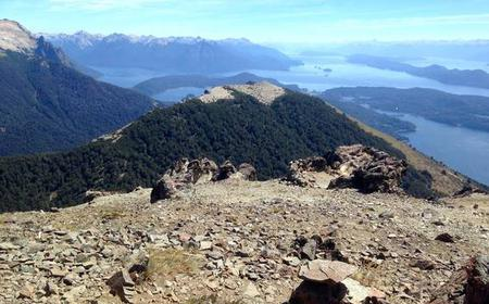 Bella Vista Hill trekking FD tour from Bariloche