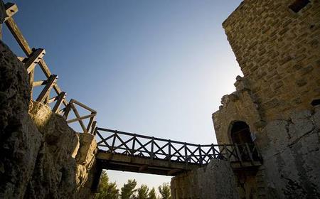 Ajloun Castle 4-Hour Tour from Amman