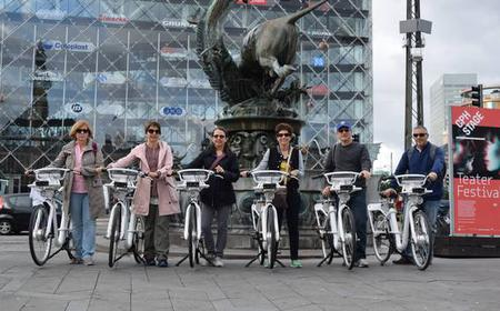 Copenhagen 3-Hour Small Group Photo Bike Tour