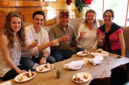 Sonoma Plaza Food and Wine Pairing Tour