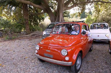 The Godfather Vintage FIAT 500 Self Drive Tour