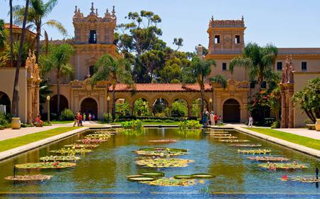 The San Diego Tour: 3 Hours of Sightseeing by Coach