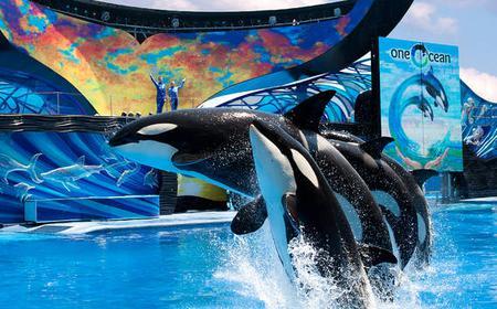 SeaWorld San Diego Admission Ticket