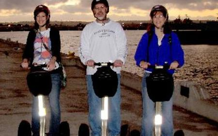 Segway® Sunset Tour of San Diego