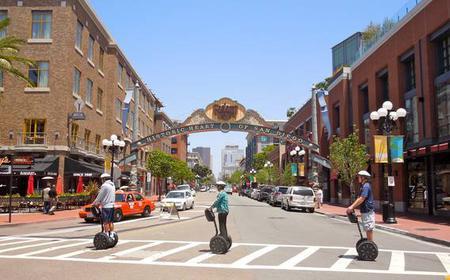 San Diego: 2-Hour Downtown Gaslamp Segway Tour
