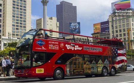 San Francisco: Hop-On Hop-Off Bus Tours