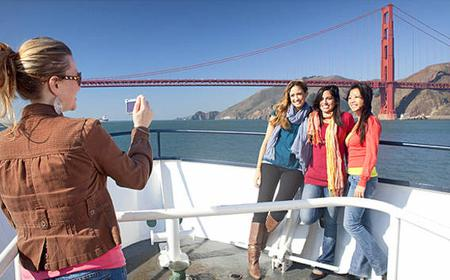 Escape from The Rock Cruise of San Francisco Bay