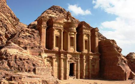 Petra in a Day: Private Guided Tour from Amman