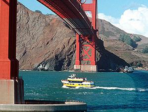 San Francisco Bay 1-Hour Cruise