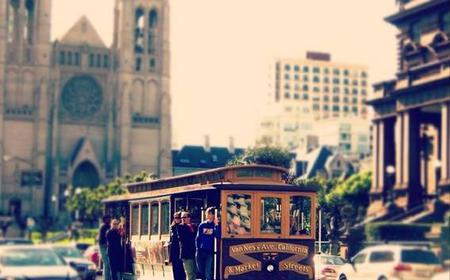 Explore Nob Hill: 2-Hour Tour of the Jewel in the Crown