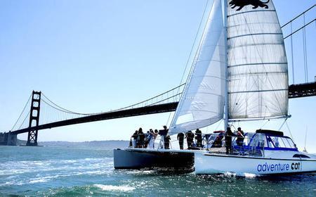 San Francisco: Golden Gate Bridge Catamaran Cruise