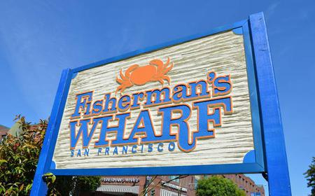 San Francisco Fisherman's Wharf Walking Tour