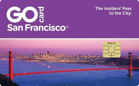 Go San Francisco Card: All-Inclusive Attraction Pass