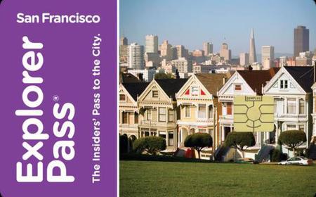 San Francisco Explorer 30-Day Pass™