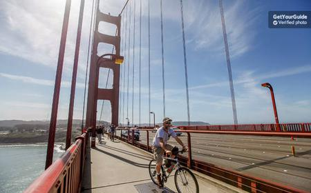 Golden Gate Bridge: 3-Hour Ferry and Cycle Tour