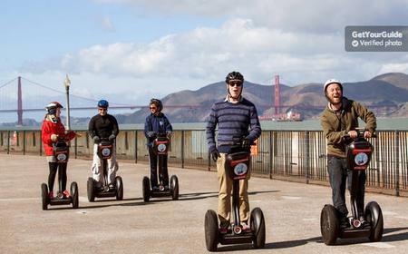 3-Hour San Francisco Segway Tour