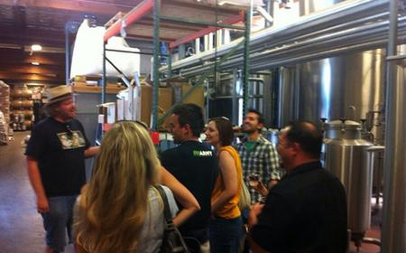 6-Hour VIP Brewery Tour in Sonoma County