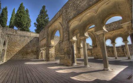 From Cordoba: Medina Azahara Tour