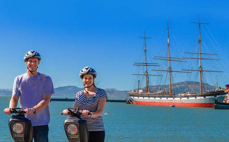 San Francisco VIP Segway Tour: Waterfront and Hills