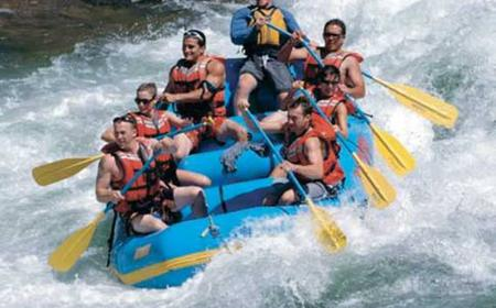 Whitewater Rafting on the American River: Full-Day Adventure