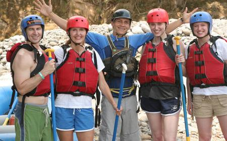 Chirripo River 5-Hour Rafting Class III+ from San Jose