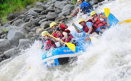 Pacuare River White Water Rafting Tour from San Jose