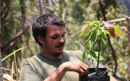 Lake Atitlan Half-Day Permaculture Organic Farm Tour