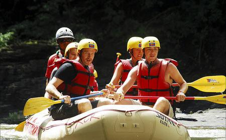 Full-Day Whitewater River Rafting from San Jose