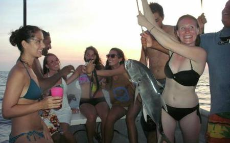 Open Bar Sunset Cruise in San Juan del Sur, Nicaragua