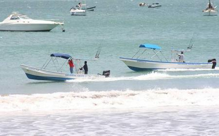 San Juan Del Sur: Private Fishing Charter