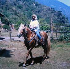 Horseback Riding on Lake Atitlan