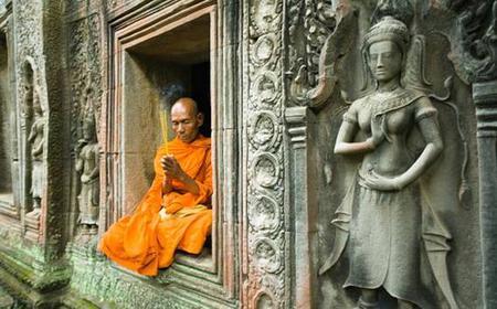 Angkor Wat Half-Day Tour from Siem Reap