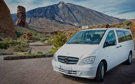 Tenerife South Airport to North Tenerife Transfer