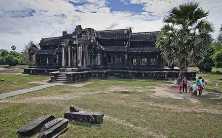 2 Days Angkor Wat, Bayon, Ta Promh & Koh Ker Group Tour