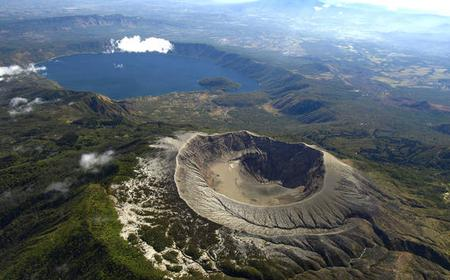 Combo Day Tour: Colonial Route and Volcanoes