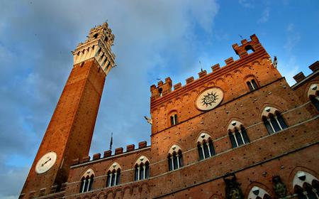 Siena: Guided Walking Tour including Torre del Mangia