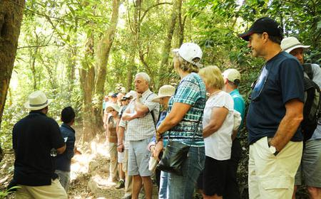 Combo Day Tour: Volcanoes and Mayan Sites
