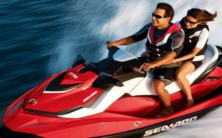 Ibiza: 20-Minute Jet Ski Rental with Transfer