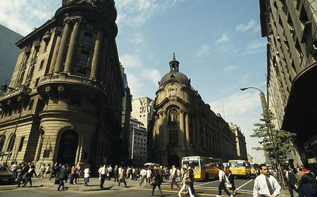 3-Hour Historic Santiago Walking Tour