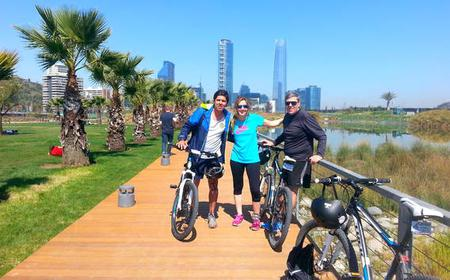 Santiago: Panoramic Bike Tour